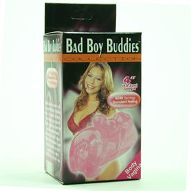 BAD BOY BUDDIES, BODY VAGINA PINK