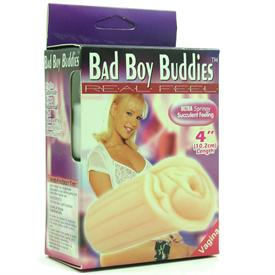 BAD BOY BUDDIES REAL FEEL, VAGINA