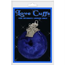 LOVE CUFFS, BLUE